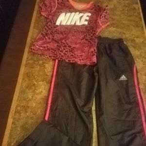 Girls size 8 pants outfit mix